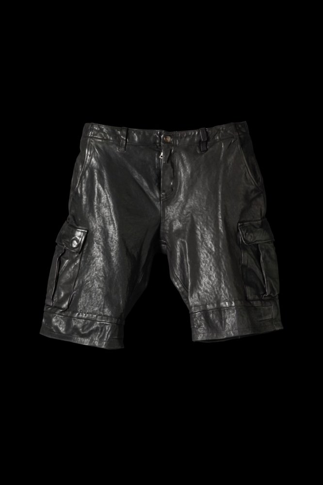 "JAPAN HORSE ""GARMENT-DYED"" CARGO SHORTS"