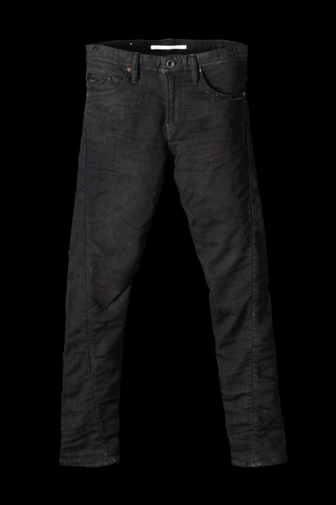 "CRAFTED BY RESURRECTION STRETCH KNIT DENIM ""SKINNY"""