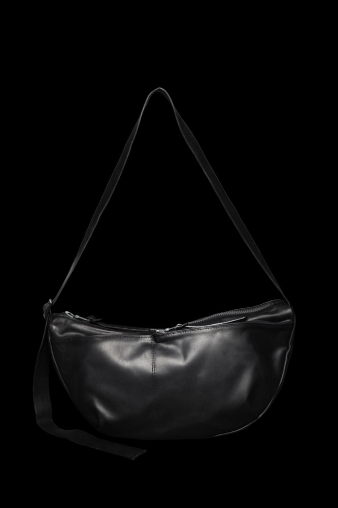 GUIDI CALF SHOULDER BAG【SMALL】