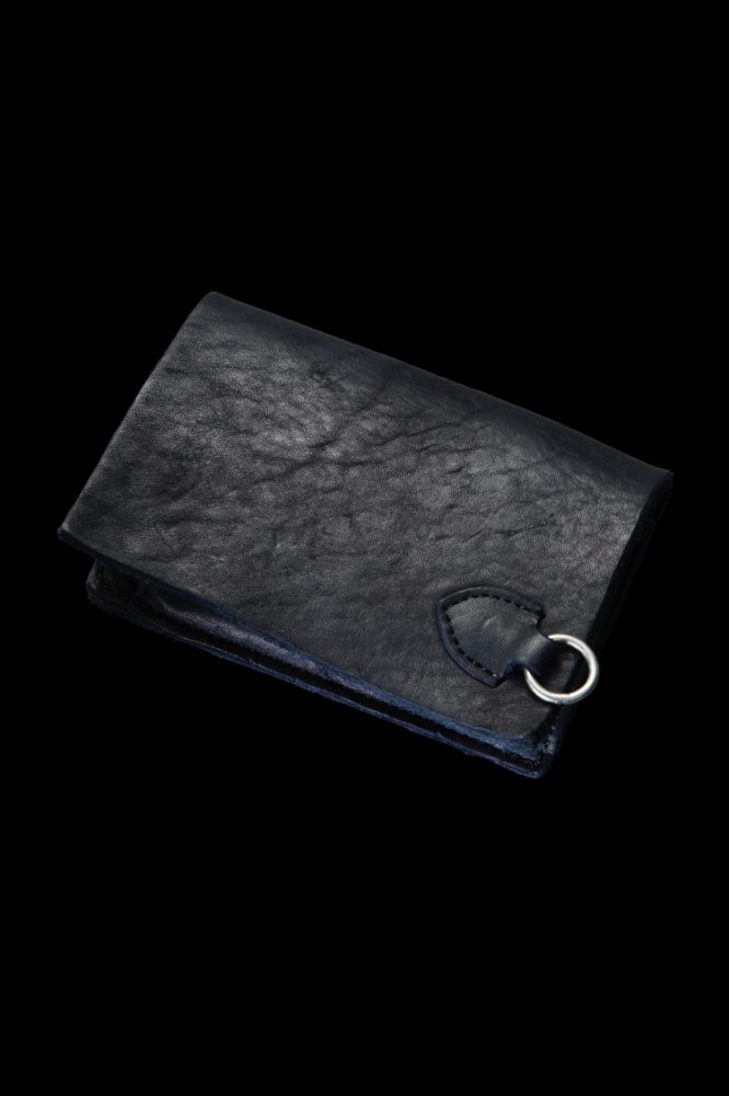JP SHOULDER GARMENT-DYED 2FOLD WALLET