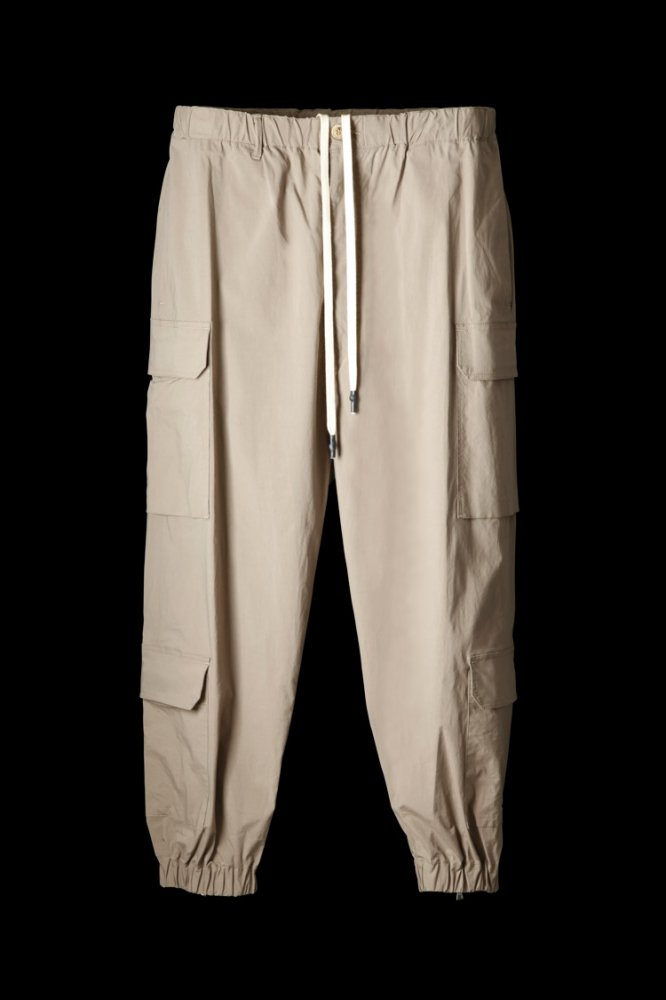 STRETCH TYPEWRITER CLOTH FIELD PANTS