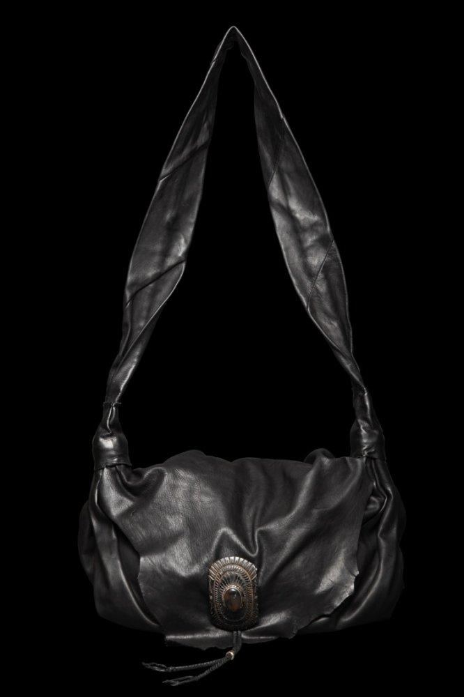 + JUN UEZONO 【BLACK DEER HORN BAG BUCKLE】