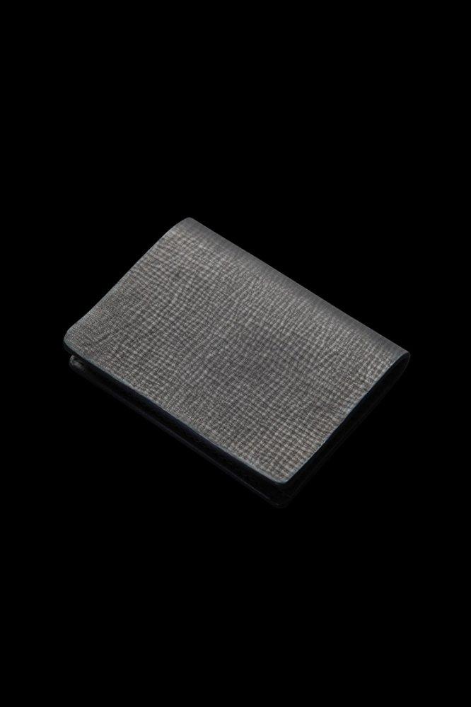 HAND-EMBOSSING KOBE STEER CARD CASE
