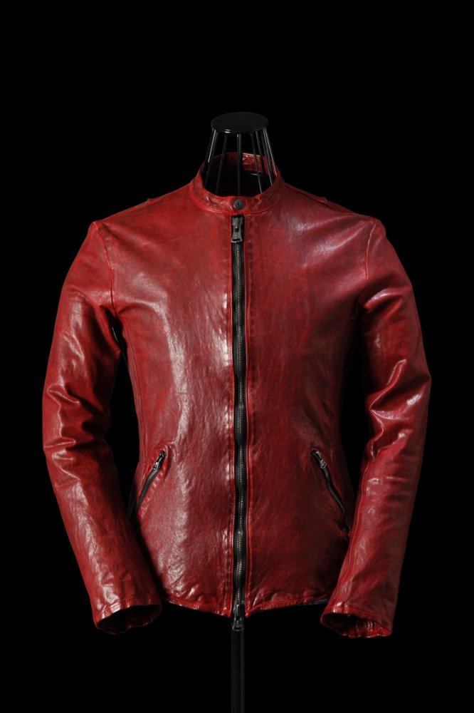 """FRENCH SHOULDER """"GARMENT-DYED"""" SINGLE RIDERS"""