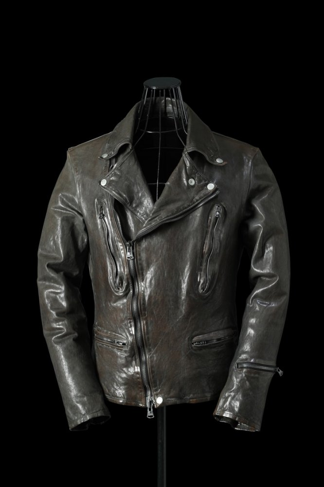 """FRENCH SHOULDER """"GARMENT-DYED"""" DOUBLE RIDERS"""