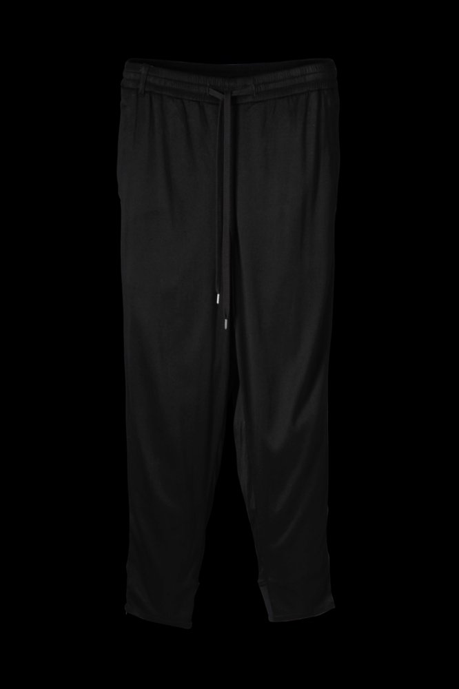 """STRETCH RAYON EASY PANTS """"TAPERED"""""""