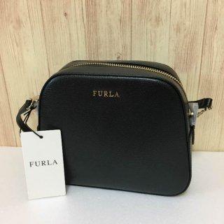 フルラ ショルダーバッグ FURLA カードケースセット EN63 GIADA ブラック