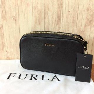 フルラ ショルダーバッグ FURLA LILLI X 894631 ONYX