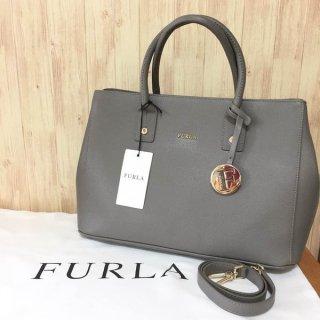 フルラ トートバッグ FURLA LINDA S ARGILLA 903655