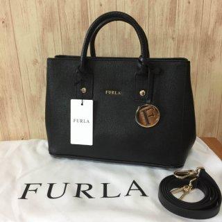 フルラ トートバッグ FURLA LINDA MINI 835112 ONYX