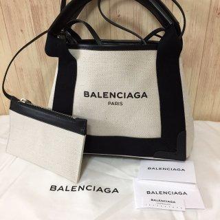 バレンシアガ トートバッグ BALENCIAGA 390346 AQ38N BK 1081