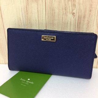 ケイトスペード 長財布 KATE SPADE Newbury Lane Stacy WlRU1601