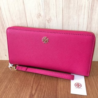トリーバーチ 長財布 TORY BURCH YORK ZIP PASSPORT CONTINENTAL