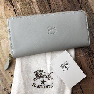 イルビゾンテ IL BISONTE C1058 トープ 長財布