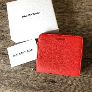 バレンシアガ ESSENTIAL 折りたたみ財布