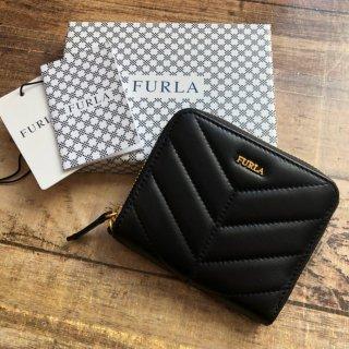 FURLA バビロン MAGIA キルティングレザー 折り財布