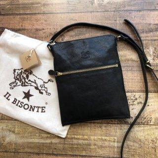 イルビゾンテ IL BISONTE A2182PO ショルダーバッグ