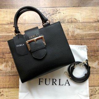 新品 FURLA フルラ FLO 2way ショルダーバッグ 984573