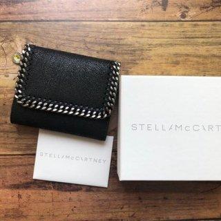 新品 ステラマッカートニー ファラベラ 三つ折り財布
