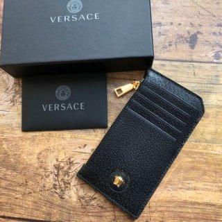 新品 VERSACE ヴェルサーチ カードケース コインケース