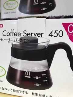 HARIO V60コーヒーサーバー 450