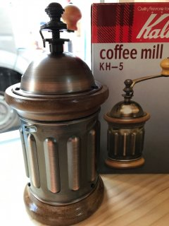 Kalita コーヒーミルKH-5
