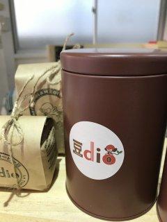 コーヒー豆 保存缶