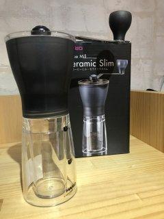 HARIO コーヒーミル セラミックスリム