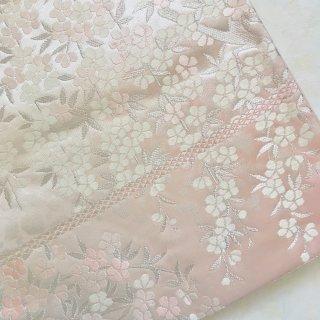満開桜の袋帯