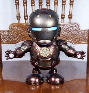 スチームパンク ロボット 人形 steampunk 小物 雑貨 インテリア かわいい おしゃれ ロリータファッション loli2231
