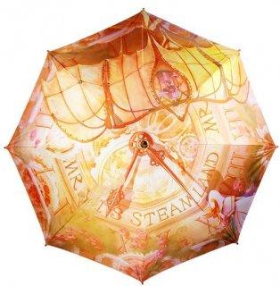スチームパンク 傘 マルチカラー 華やか かわいい おしゃれ ロリータファッション loli2234