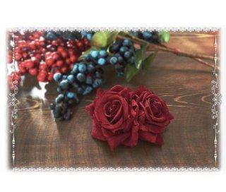ロリータ ブローチ クラシカル 薔薇 バラ エレガント フラワー モチーフ ワイン かわいい おしゃれ アクセサリ 小物 ファッション雑貨 フリーサイズ 人気 ドレス お呼ばれ パー loli2463