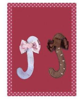 ロリータ ブローチ クリップ2色 ピンク ブラウン リボン ネコ 猫 しっぽ キュート かわいい ファッション雑貨 通年 カジュアル ねこ 小物 アクセサリ 人気 トレンド ゴスロリ loli2583