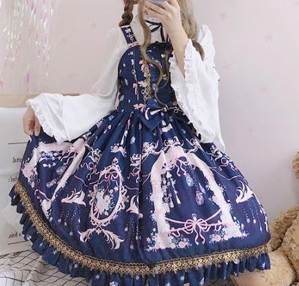 ロリータ ドレス
