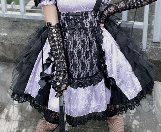 ファッション ゴスロリ
