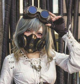 ロリータ マスク steampunk カジュアル 小物 雑貨 アクセサリ オシャレ 人気 ロリータファッション コスプレ