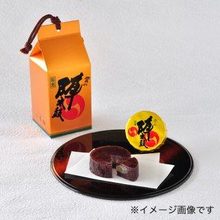 【お菓子の香梅】誉の陣太鼓 4個【九州熊本土産】