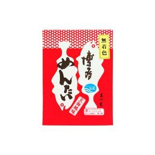 【まつ本】博多めんたい 無着色 108g【九州福岡土産】