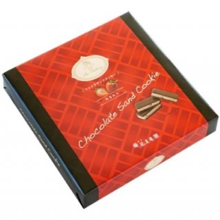 【風美庵】博多あまおうショコラサンドクッキー 16個【九州 福岡 博多 お土産】
