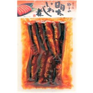 【やまや】明太いわし煮 140g【九州福岡土産】