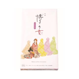 【二鶴堂】博多の女 詰合せ 24個入(6個入×4種類)【九州 福岡 博多 お土産】