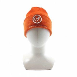 ニット帽(橙)