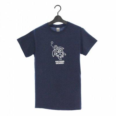 一匹がめ Tシャツ