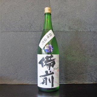 酒一筋(さけひとすじ)備前 純米吟醸雄町生1800ml