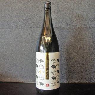 梅乃宿(うめのやど)純米吟醸ジビエ1800ml