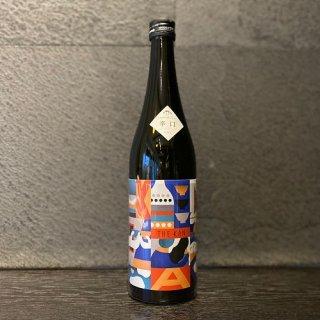 THE KAN 山の壽 純米酒 山田錦 燗上がり 720ml