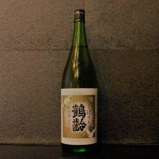 鶴齢(かくれい)しぼりたて純米生原酒1800ml