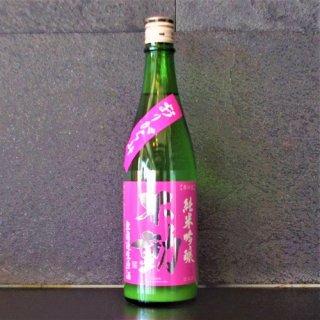 不動 純米吟醸 出羽燦々 滓がらみ生原酒 720ml