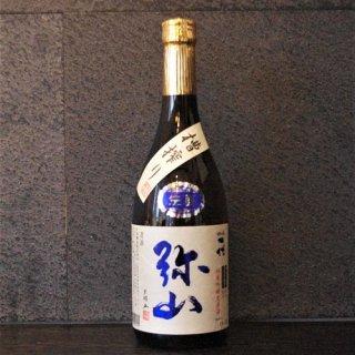 弥山(みせん)純米吟醸ふね搾り生原酒720ml
