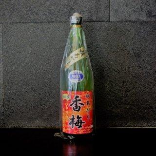 香梅 純米生詰原酒 秋あがり 720ml